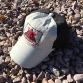 Anaconda Treasure Company Khaki and Black Ballcap