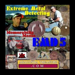Anaconda Treasure DVD- EMD 5