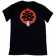 Anaconda Treasure Company Black Roundness Tee