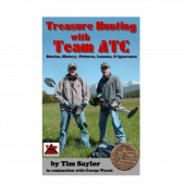 Anaconda Treasure Book- Treasure Hunting with Team ATC