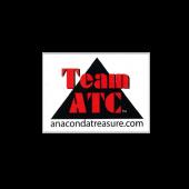Anaconda Treasure Company Sticker- Team ATC