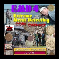 Anaconda Treasure DVD- EMD 4