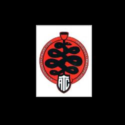 Anaconda Treasure Company Sticker- Circle Logo