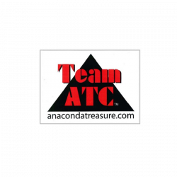 Anaconda Treasure Company Sticker- Team ATC
